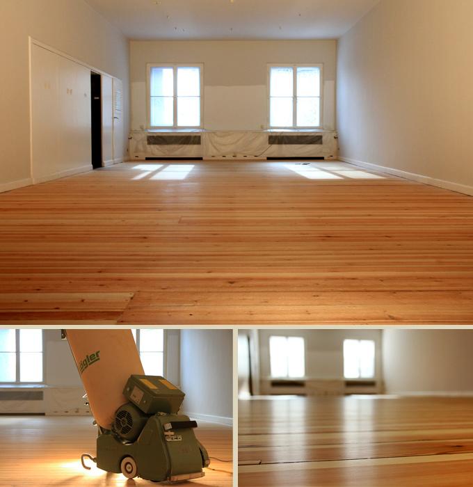 versiegeln parkett schleifen und with versiegeln stunning mit floorstart den boden grundieren. Black Bedroom Furniture Sets. Home Design Ideas